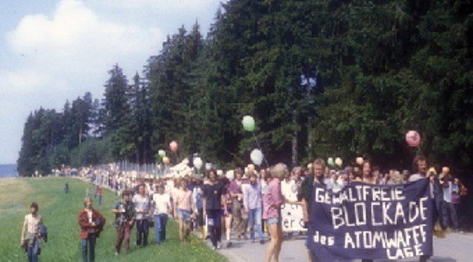 ZUM BGH-URTEIL ÜBER SITZBLOCKADEN VOM MAI 1988