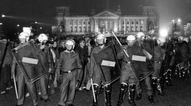 Vereinigte deutsche Sicherheit – oder die mehrfach verkürzte Verfassungsdebatte