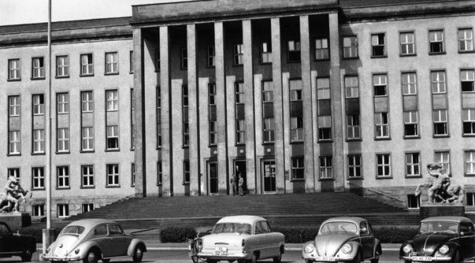 Kleine Geschichte des Bundesgrenzschutzes – Eine Chronologie