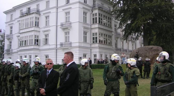 Gipfel des Sicherheitswahns – Politik, Protest und Polizei beim G8-Gipfel 2007