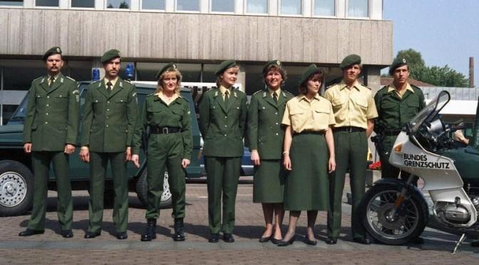 Entgrenzung der Bundespolizei – Nicht nur eine Organisationsreform