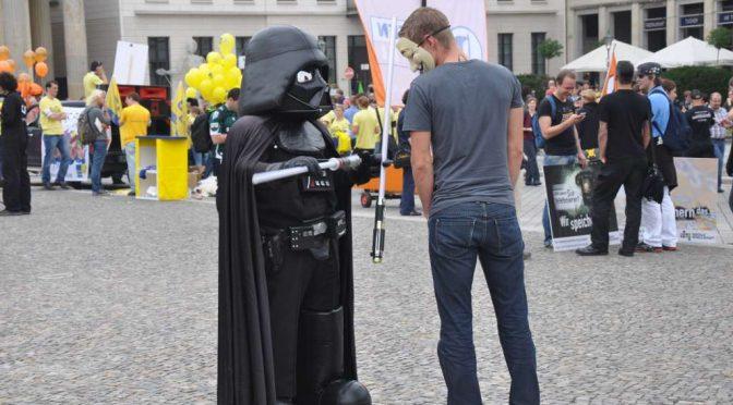 """Rede der Zeitschrift Bürgerrechte & Polizei/CILIP auf der Demonstration """"Freiheit statt Angst"""" am 10.9.2011 in Berlin"""