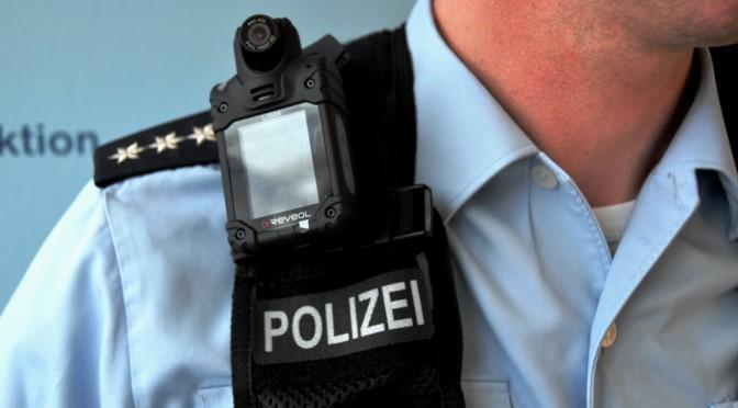 Bodycams: Neue Form der mobilen Videoüberwachung