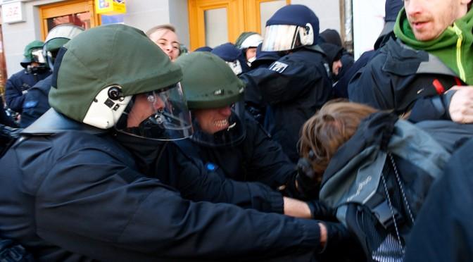Kontrolle der Polizei – Demokratische Selbstverständlichkeit oder starker Staat