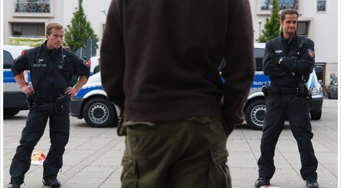 Frankfurt im Ausnahmezustand? Staatliche Reaktionen auf die Blockupy-Proteste