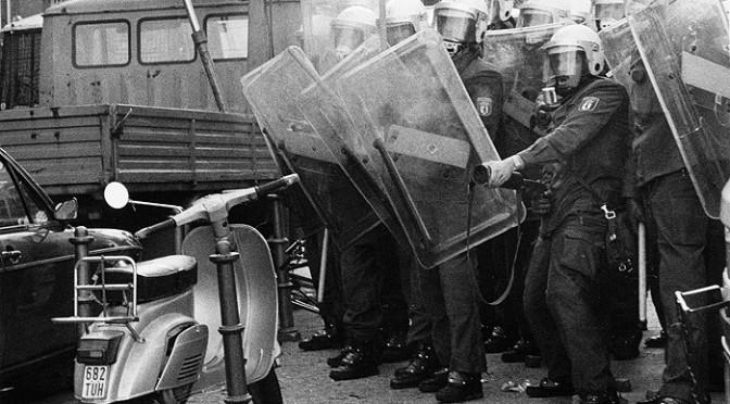 "Mai-Randale 89 in Berlin-Kreuzberg – Obristenrevolte gegen ""Rot-Grün"""
