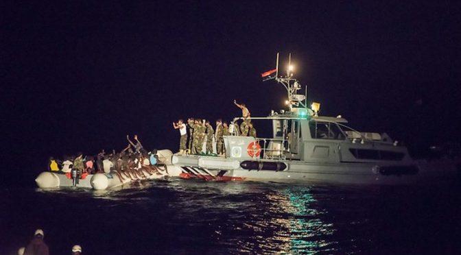 Nach tödlichem Vorfall im Mittelmeer: Rettungsorganisation zeigt libysche Küstenwache an