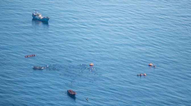 Entwicklungshilfe für Libyens Küstenwache: Anschluss an europäische Überwachung