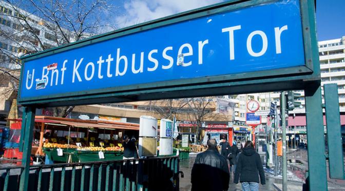 Kriminalitätsbelastete Orte in Berlin: kein Auskunftsrecht