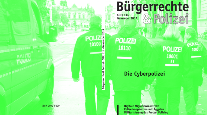 114 (November 2017) Die Cyberpolizei