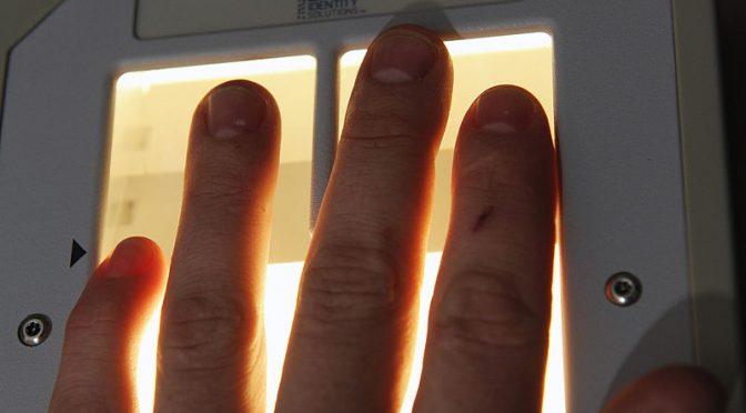 Neues EU-System zur Identifizierung mit Fingerabdrücken freigeschaltet