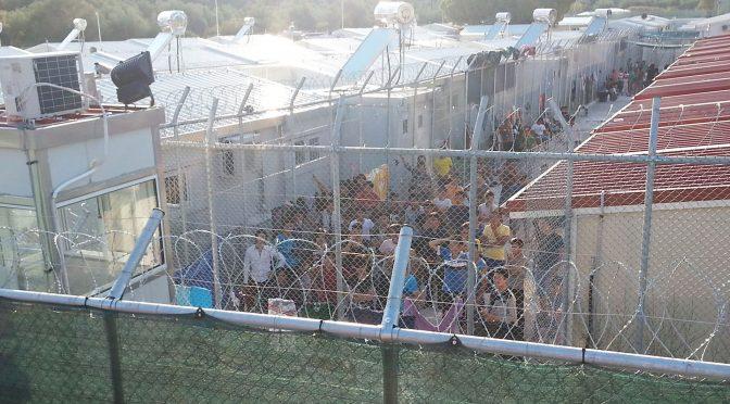 Hotspots in Griechenland: Vorboten der neuen EU-Migrationspolitik?