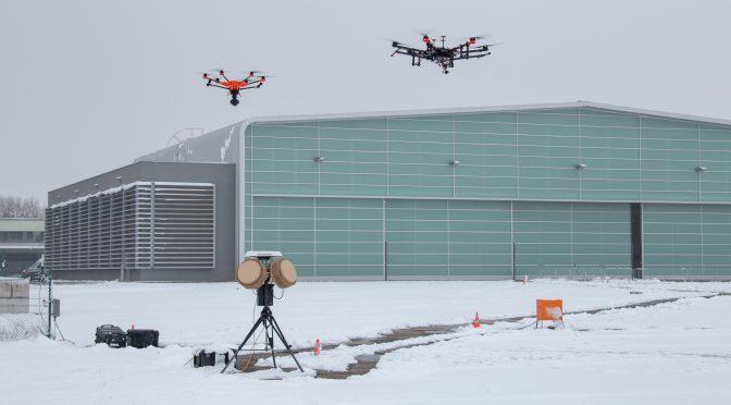 Abwehr von Drohnen: Polizei nutzt Militärtechnik