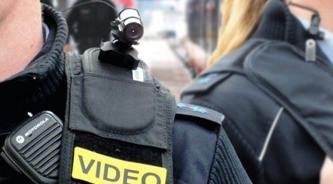 BodyCam-Daten der Bundespolizei