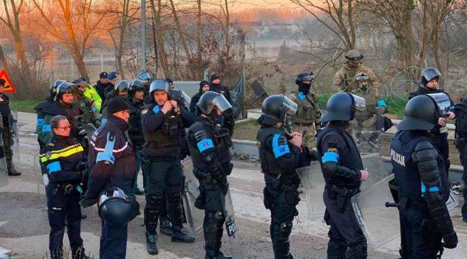 Frontex startet neue Soforteinsätze in Griechenland