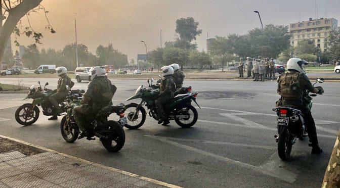 Polizeihilfe für Chile: Spitzeln wie in BaWü