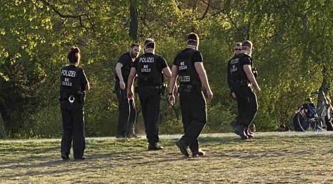 Polizeigewerkschaften fürchten neues Antidiskriminierungsgesetz