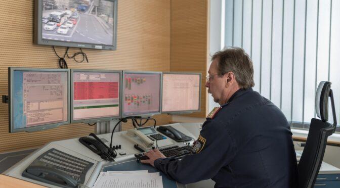 Der vermessene Alltag der Leitstellen:Wie die Polizei Notrufeinsätze koordiniert