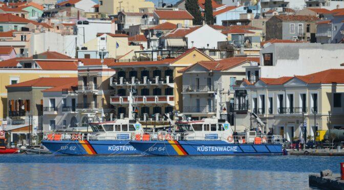 Frontex ohne Kontrolle